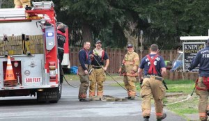 FIREFIGHTER ATTACKED BY SQUATTER IN OR