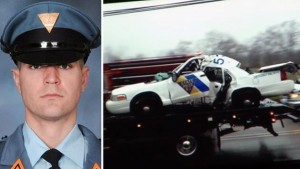 NEW JERSEY STATE TROOPER KILLED AT FIRE SCENE