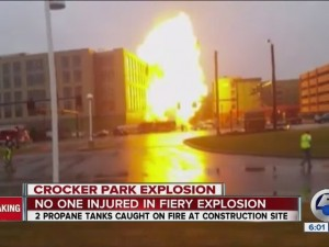 ANOTHER GAS EXPLOSION CLOSE CALL – THIS TIME IN OHIO