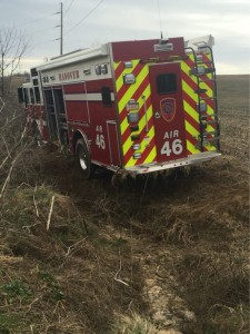 FIREFIGHTER SUFFERS REPORTED MEDICAL EMERGENCY WHILE RESPONDING-LODD