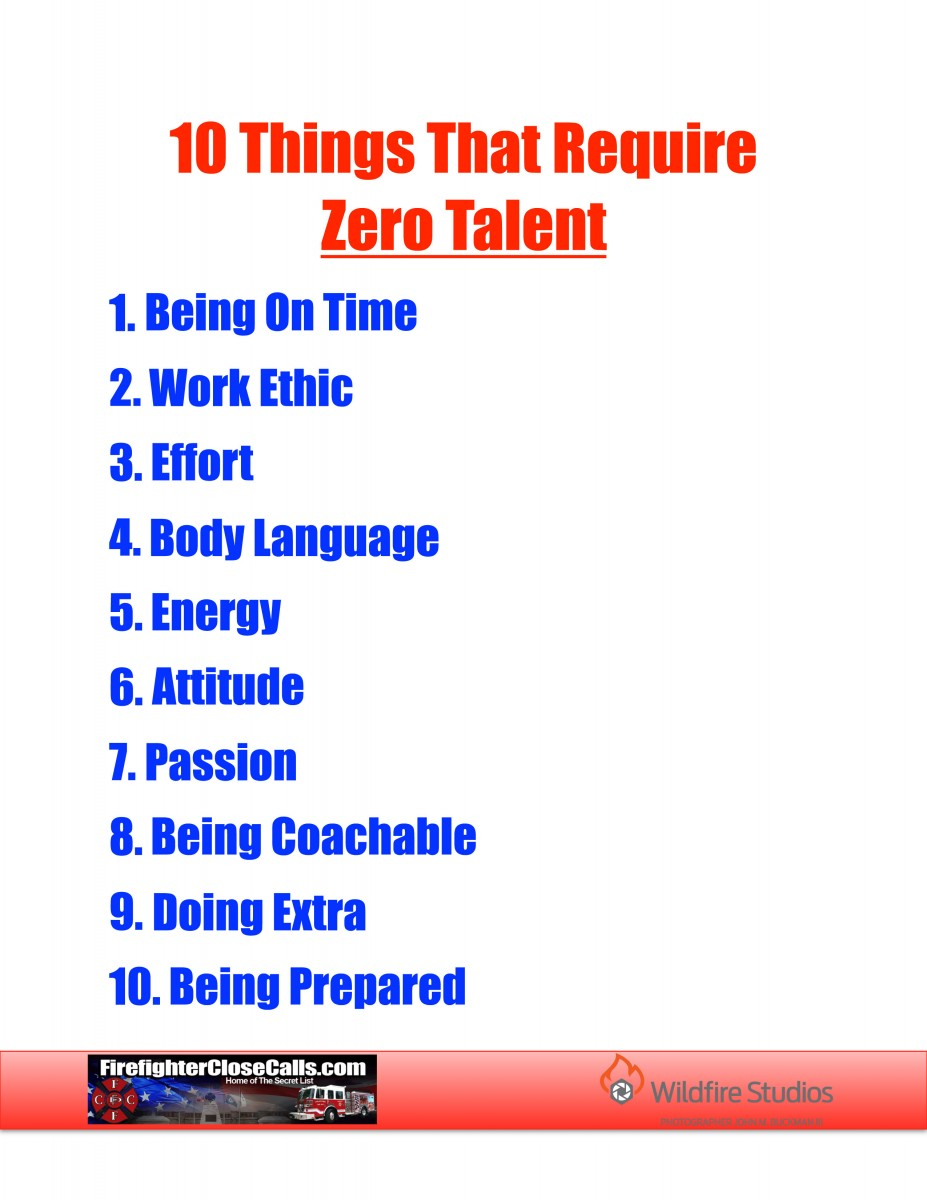 image relating to 10 Things That Require Zero Talent Printable known as Posters