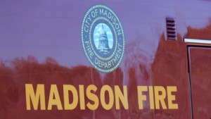 MADISON, WI FIREFIGHTER SHOCKED AT SCENE