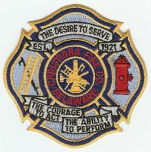 DE FIREFIGHTER INJURED AT TRAILER FIRE