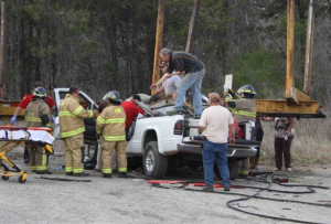 ALABAMA FIREFIGHTER DIES, MEDICAL EMERGENCY/CRASH WHILE RETURNING FROM A FIRE CALL