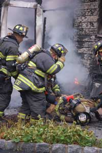 Firefighter Mayday Reality Vs Myth