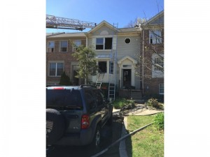 2 ANNE ARUNDEL CO, MD FIREFIGHTERS INJURED IN FALL THRU FLOOR