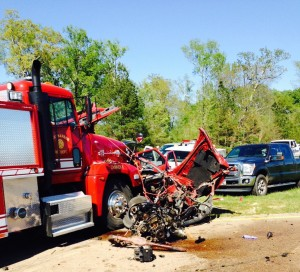 UPDATE: FIRE APPARATUS DRIVER AT FAULT IN CRASH THAT KILLED 10 YEAR OLD CHILD IN MISSISSIPPI
