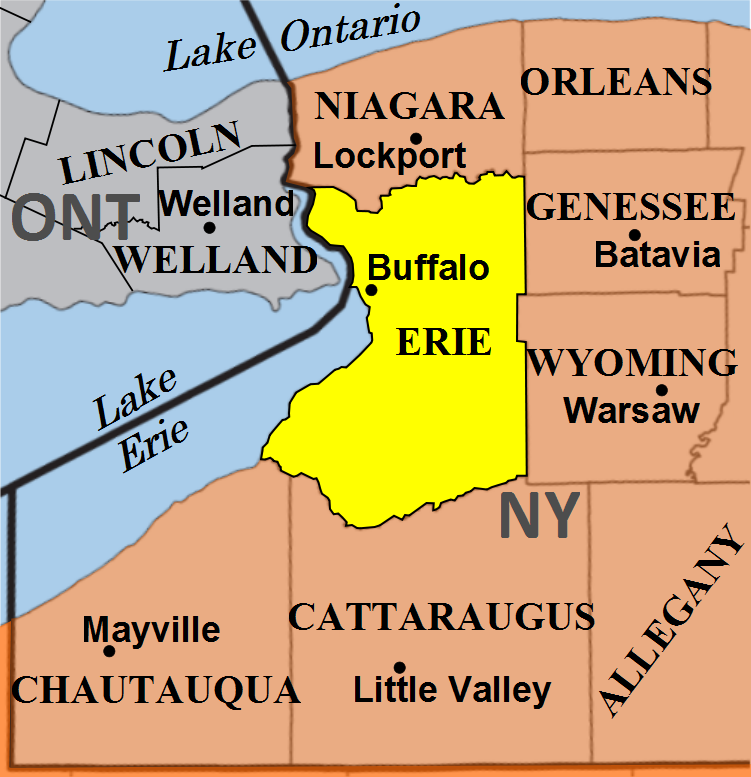 Erie County NY 911 Failure on