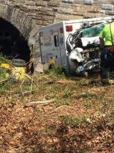 EMT KILLED IN THE LINE OF DUTY EMS CRASH – LONG ISLAND, NY