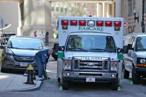 FATAL EMS ACCIDENT: Toddler hit and killed by ambulance in Boston