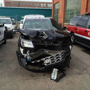 CHICAGO DEPUTY FIRE COMMISSIONER RESIGNS AFTER DUI CRASH IN HIS BUGGY