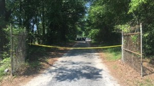 TOWN RESCUE WORKER SHOT IN SC