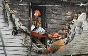 FIREFIGHTERS BEING OFFERED HELP AFTER 6 FIRE DEATHS IN NY
