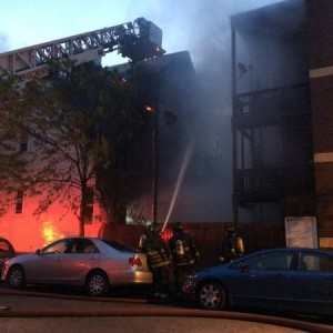 CHICAGO FIREFIGHTER INJURED AT STILL & BOX – 8 OTHERS INJURED