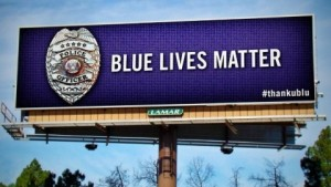 """LOUISIANA FIRST TO APPROVE """"BLUE LIVES MATTER"""" LAW"""