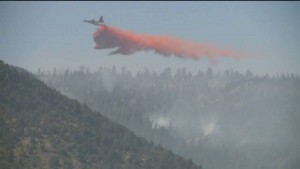 FIREFIGHTER INJURED AT UT WILDFIRE