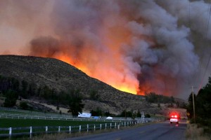 TWISP FIRE REMEMBERED COURTESY OF SOUTH METRO FIRE