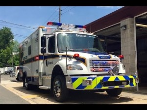 WHY EMS RUNNING WITH LIGHTS & SIRENS IS DANGEROUS