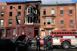 FIREFIGHTER INJURED IN PHILLY
