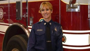 Female Firefighter's Suicide Is A 'Fire Bell In The Night'