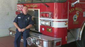 RATTLESNAKE BITE RUINS CA FIREFIGHTERS DAY