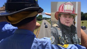 DROWNING LISTED AS CAUSE OF DEATH OF NC FIREFIGHTER