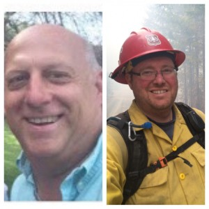 2 FIREFIGHTER LINE OF DUTY DEATHS-NY & CALIF (Delayed Reports)