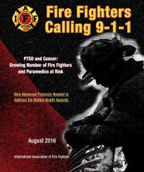 IAFF Releases Report on PTSD and Cancer