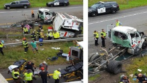 FIREFIGHTER CHARGED WITH MANSLAUGHTER IN DOUBLE LODD APPARATUS CRASH-SLEEP DEP, DRUG USE