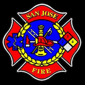 FIREFIGHTER INJURED AT SAN JOSE SECOND ALARM