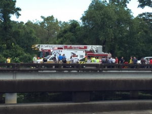 FIREFIGHTER STRUCK & KILLED, OTHERS INJURED ON I-10 IN LOUISIANA