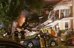 2 DEAD, 31 INJURED INCLUDING FIREFIGHTERS IN MD EXPLOSION/FIRE