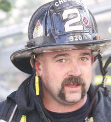 EARLY DEATH OF YOUNG FIREFIGHTER (37 years Old) A WAKE UP CALL TO ALL FIREFIGHTERS