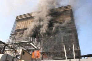 NY FFS COULD BE PUT IN DANGER BY FIRE CODE CHAOS