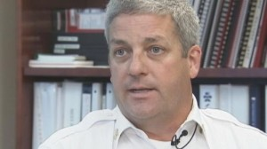 FIRE CHIEF SAYS SCBA ISSUE PUT HIS CAREER ON THE LINE