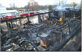 UPDATE: DENISON FIREFIGHTER LOST
