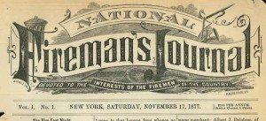 The National Fireman's Journal, Nov. 17, 1877