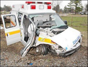 FATHER OF FALLEN PARAMEDIC PUSHES FOR AMBULANCE SAFETY