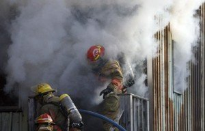 Study links flame retardants in plastics to cancer in firefighters