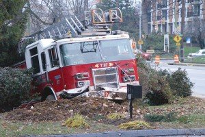 2 BALTIMORE FIREFIGHTERS SUSPENDED FOLLOWING FATAL APPARATUS RESPONDING CRASH