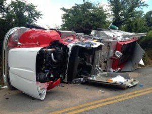 APPARATUS CRASH IN KY