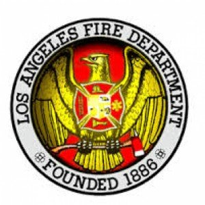 4 LA FFs INJURED AT LARGE HOUSE FIRE IN THE HILLS