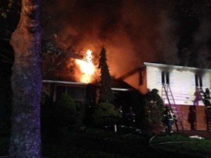 2 FFs BURNED AT LONG ISLAND HOUSE FIRE
