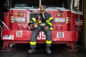 Baptism by Fire A New York Firefighter Confronts His First Test  By N. R. KLEINFIELD   JUNE 20, 2014