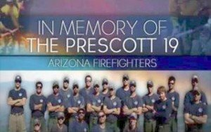 19 FIREFIGHTERS KILLED IN ARIZONA-REMEMBERING ONE YEAR LATER