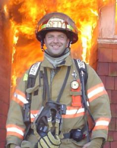Virtual training creating virtual firefighters