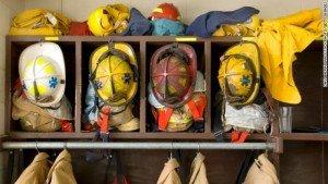 Firefighter obesity a big problem
