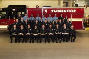 Flossmoor Fire Department's Rookie Book