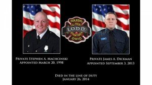 FIREFIGHTERS POINT TO PAST SAFETY OFFICER RESPONSE CHANGES IN DOUBLE LODD-TOLEDO