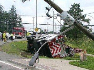 Canadian Apparatus Wreck